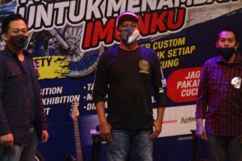 Road to Indonesian Custom Show digelar di Yogyakarta