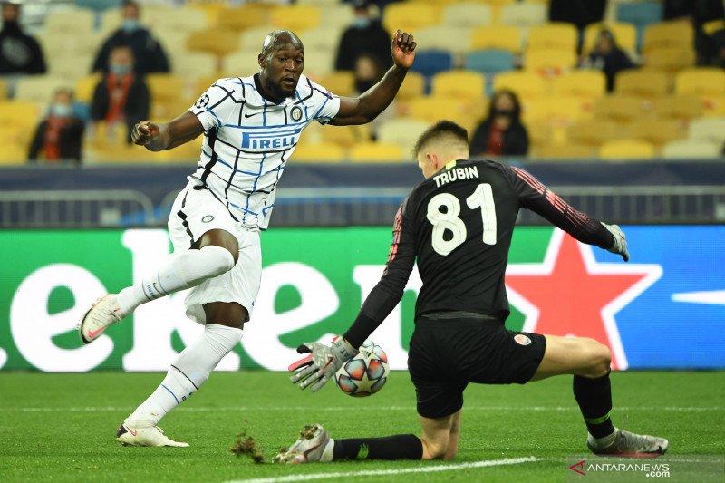 Shakhtar Donetsk tahan imbang Inter Milan 0-0