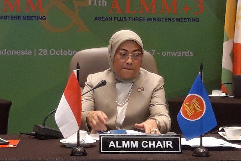 Menaker Ida Fauziyah jabat Ketua Menteri Ketenagakerjaan se-ASEAN
