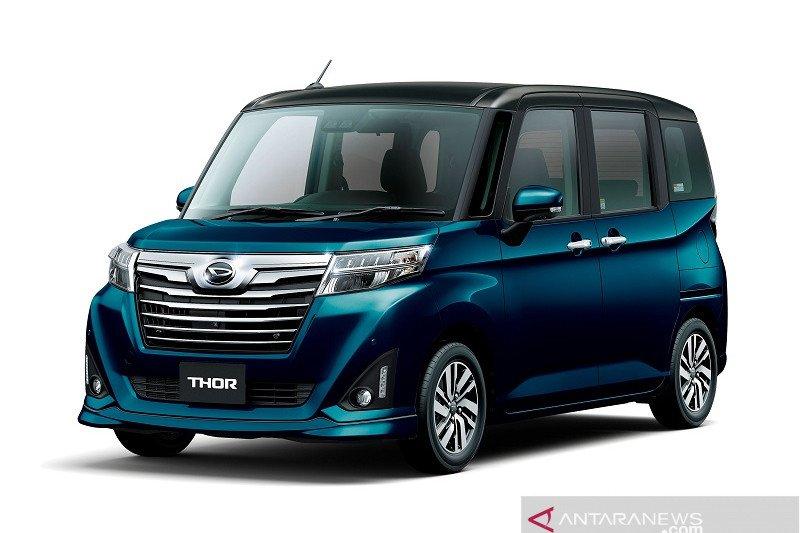 Daihatsu Jepang lakukan pembaruan fitur dan desain pada Thor