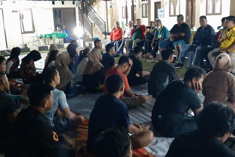 Satgas KONI Lampung gelar sarasehan bersama atlet PON