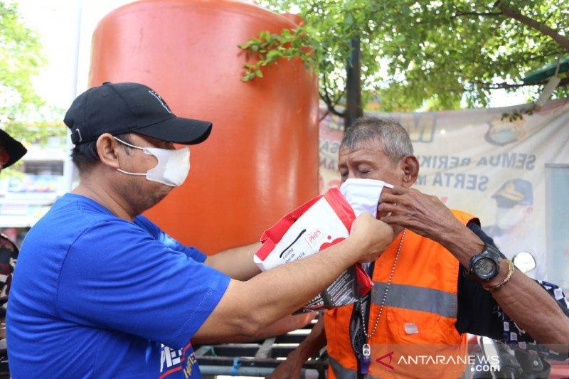 16.000 petugas KPPS akan tes cepat massal COVID-19 jelang Pilwali Makassar
