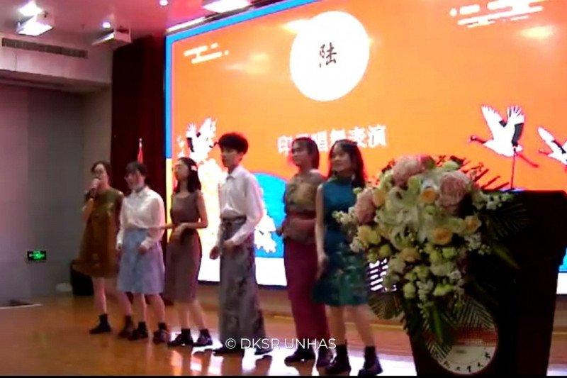Unhas-Univesitas Teknologi Hefei kerja sama pertukaran budaya Indonesia-China