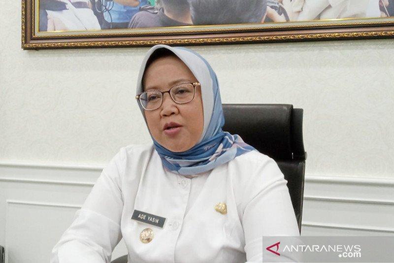 Kabupaten Bogor perpanjang PSBB, pusat keramaian tutup pukul 20.00 WIB