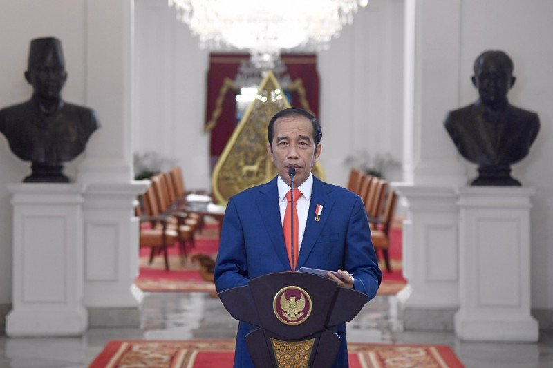 Presiden sebut Sumpah Pemuda membawa energi positif