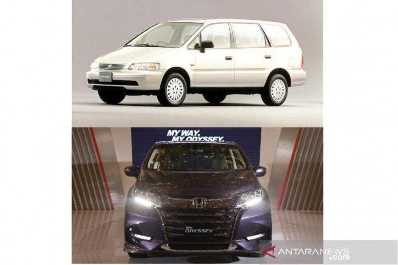 Sejarah Honda Odyssey yang kini sudah berusia 25 tahun