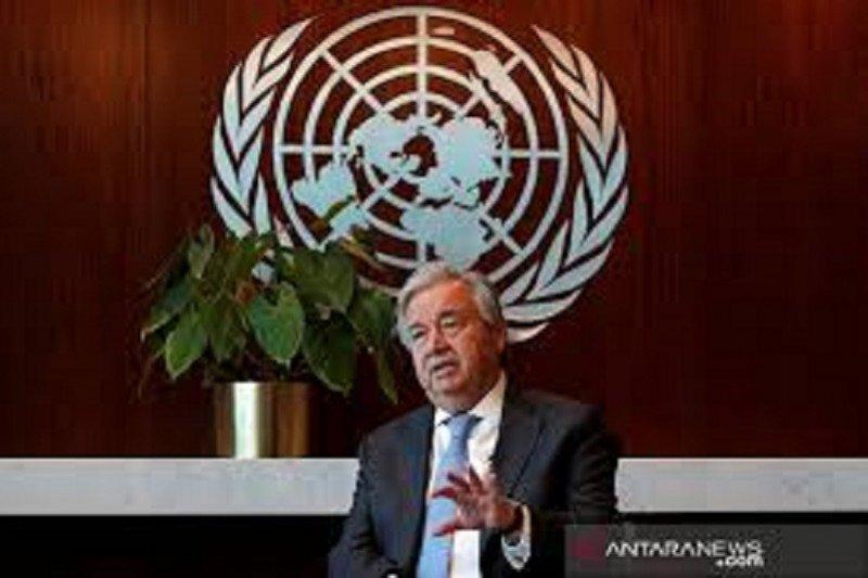 Pertemuan tatap muka di markas besar PBB dibatalkan karena pandemi COVID-19