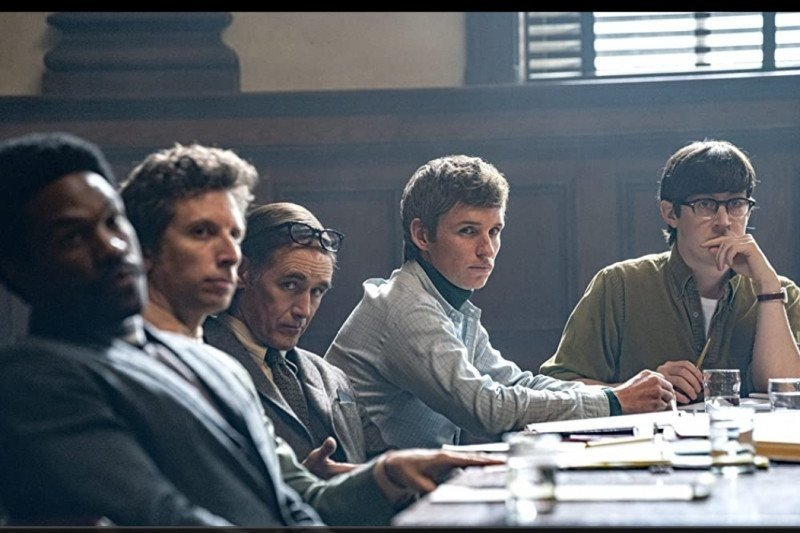 """Film """"The Trial of the Chicago 7"""" jagokan semua aktor masuk nominasi Oscar"""