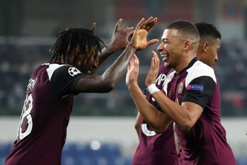 Dua gol Kean antarkan PSG kalahkan Basaksehir 2-0