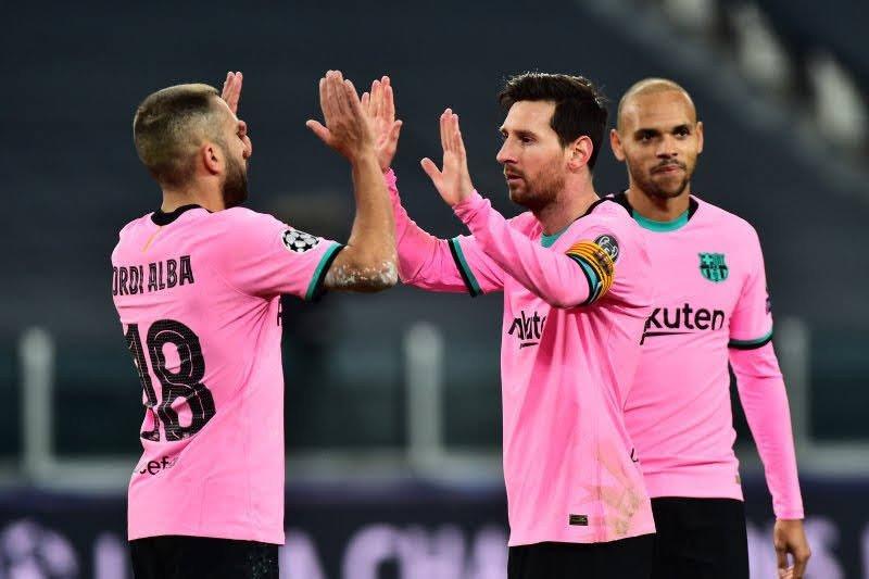 Menang 2-0 lawan Juventus jadi jawaban Barcelona untuk krisis manajemen