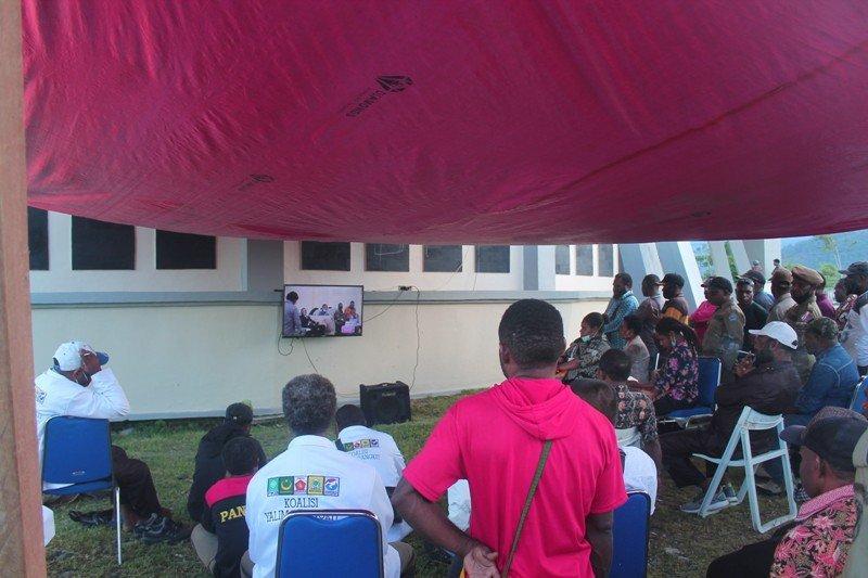 KPU Yalimo batasi pendukung calon pada debat paslon kedua