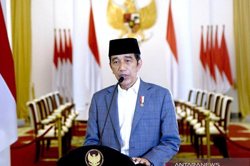 President Jokowi condemns Macron