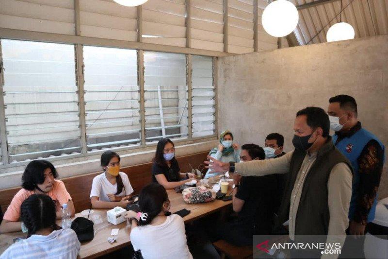 Bima Arya sidak restoran dan cafe di Bogor Timur