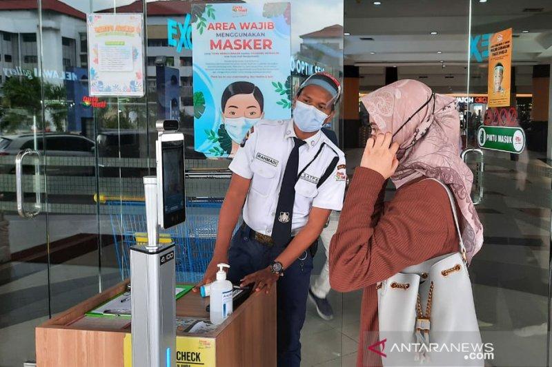 Duta Mall pastikan protokol kesehatan ditegakkan terhadap pengunjung