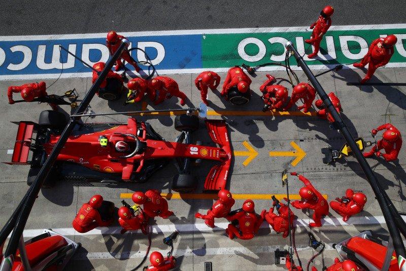 Format dua hari GP Emilia Romagna berbeda dari balap F1 biasanya