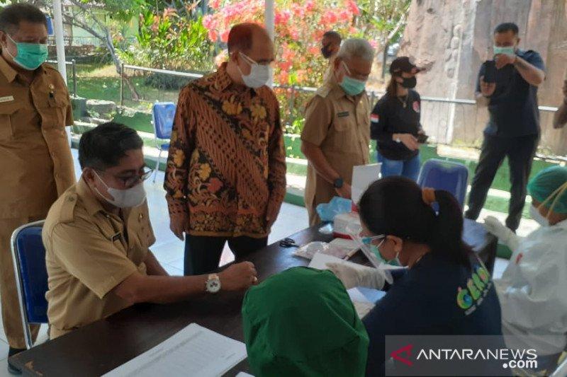 Artikel - Mencegah penyebaran COVID-19 dari klaster perkantoran di Kota Kupang