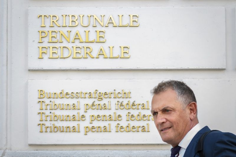 Mantan Sekjen FIFA Valcke divonis bersalah palsukan dokumen