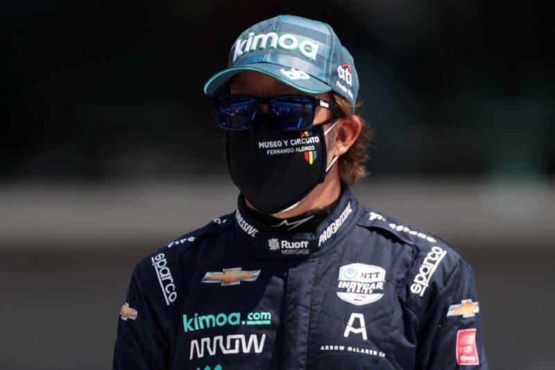 Fernando Alonso akan tes dua hari di Bahrain pekan depan