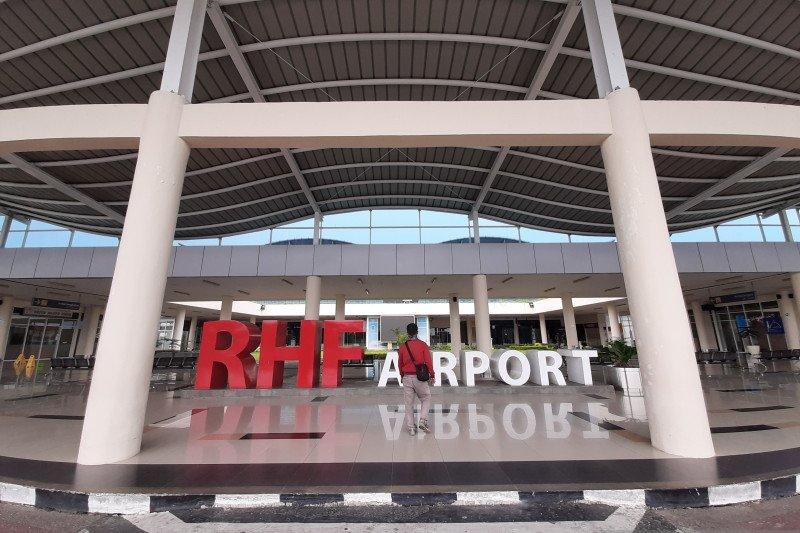 Libur panjang, penumpang Bandara RHF Tanjungpinang naik