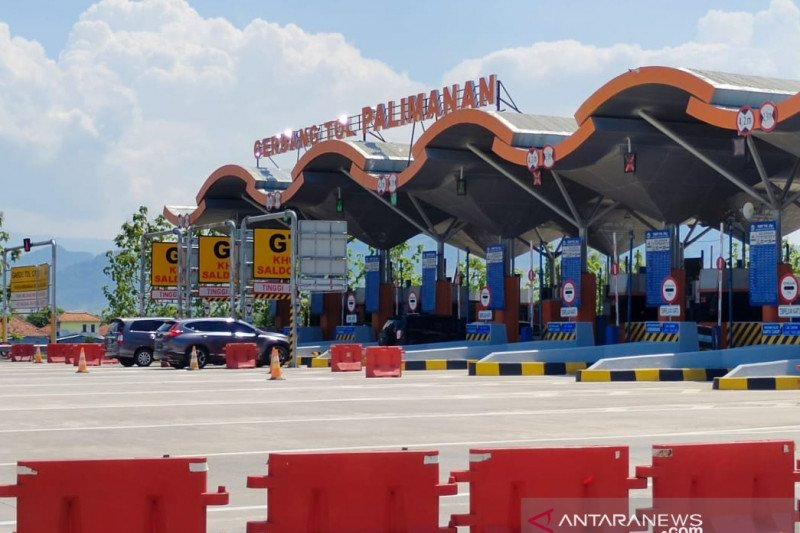 Arus lalulintas di jalan Tol Cipali meningkat selama libur panjang