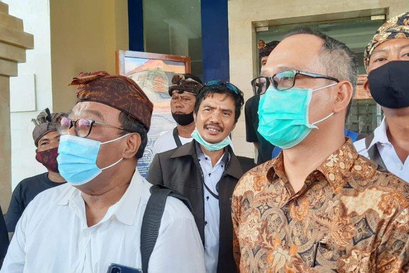 Diduga lakukan penodaan agama, anggota DPD Bali dilaporkan ke polisi