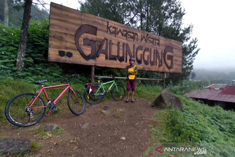 Kabupaten Tasikmalaya kaji pembangunan geopark di Gunung Galunggung