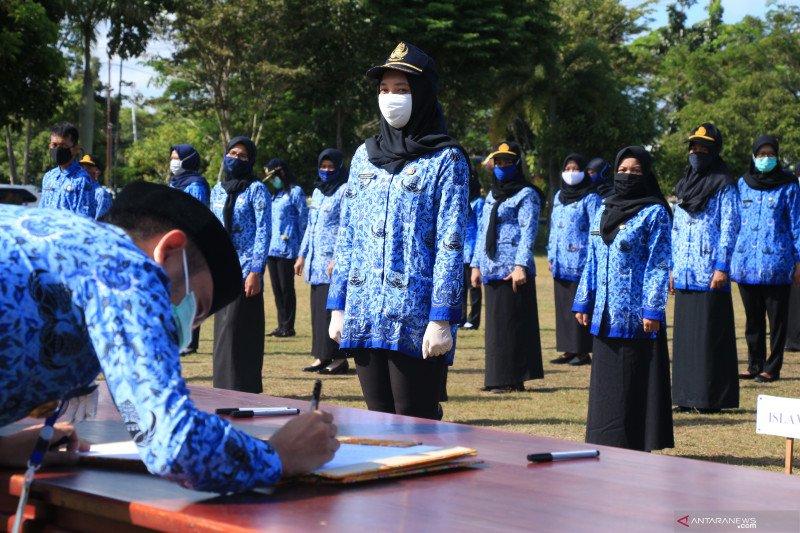 BKPSDM: Pengumuman tes CPNS masih tunggu hasil BKN