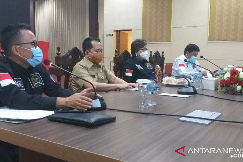 Komite II  DPD-RI mendorong pengembangan komoditas unggulan Sulut