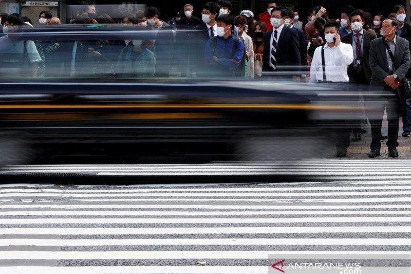Jepang longgarkan pembatasan perjalanan untuk sembilan negara