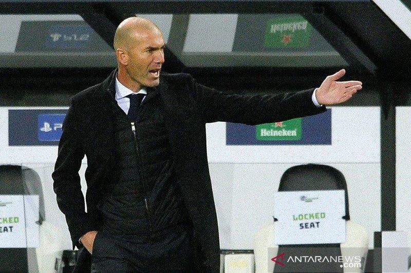 Pelatih Real Madrid anggap laga kontra Huesca bak sebuah final