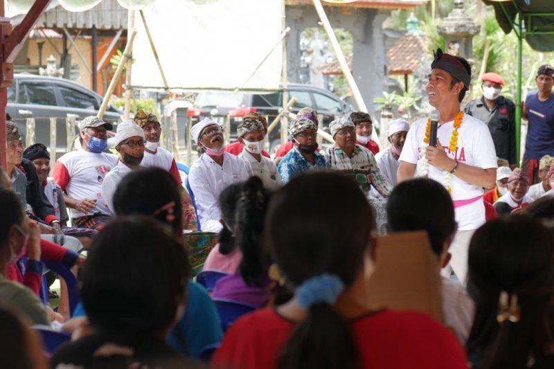 Tim SHM-MAR nyatakan didukung warga dari ratusan desa di Tanbu