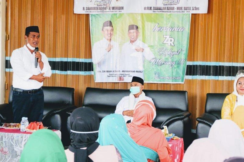 Kala Amran Sulaiman dukung ZR untuk kembangkan pertanian Tanbu