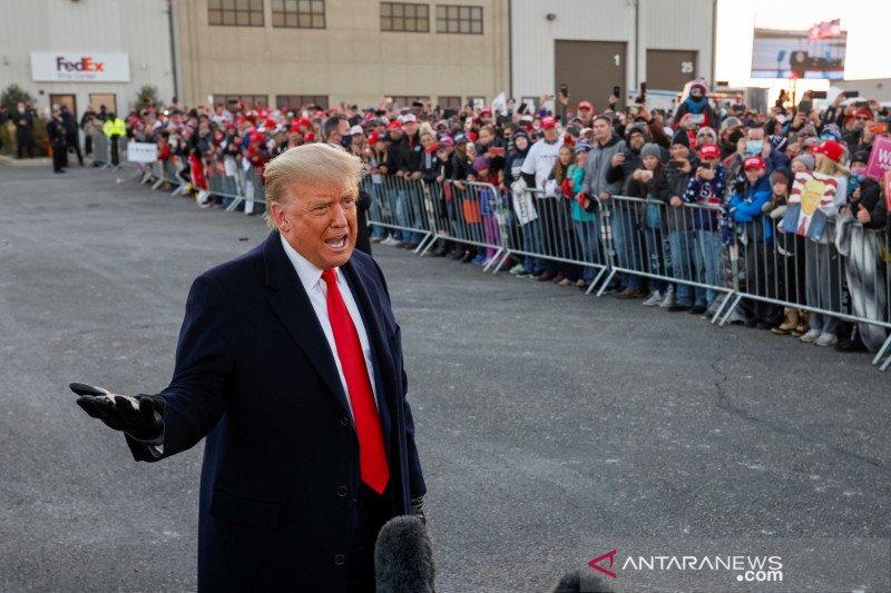 WNI diimbau tetap di rumah dan hindari kerumunan saat pilpres AS