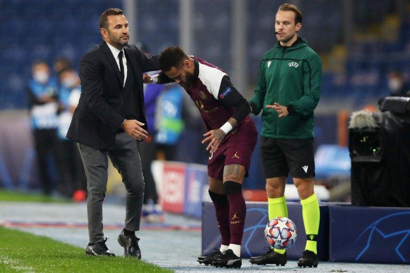 Neymar menepi hingga pertengahan November karena cedera