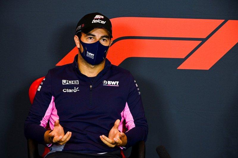 Sergio Perez tunggu keputusan Red Bull saat bursa pebalap F1 memanas