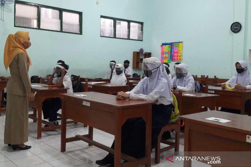 80 persen SD di Temanggung simulasi pembelajaran tatap muka
