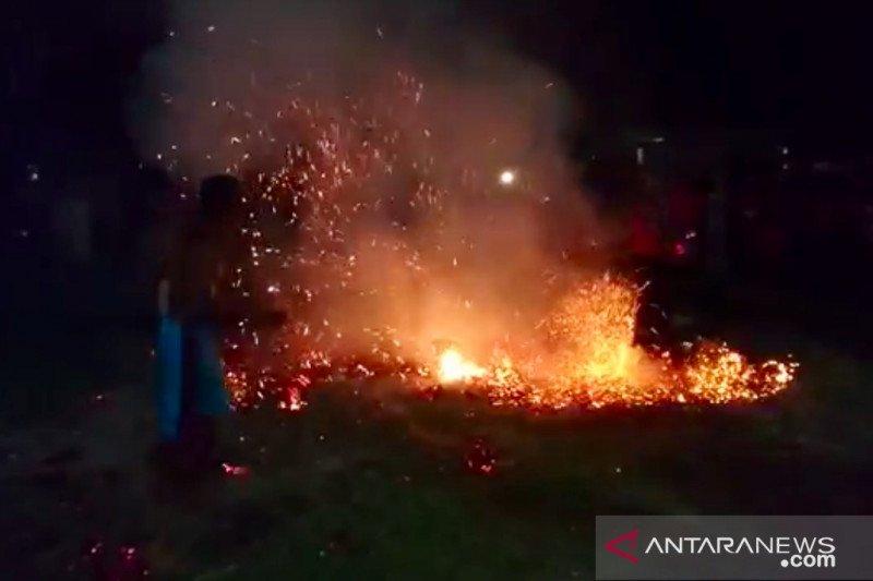 Generasi muda Pulau Rupat  lestarikan Zapin Api