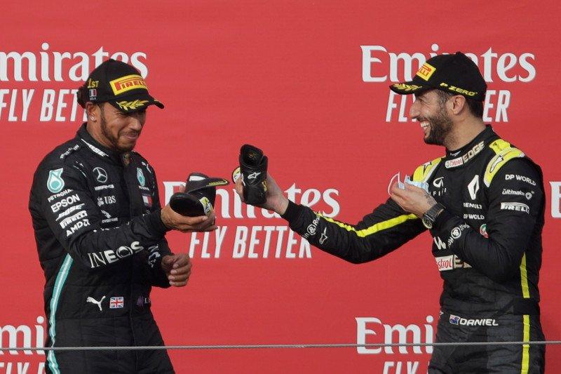 Hamilton: Tidak ada jaminan saya tetap di Formula 1 tahun depan