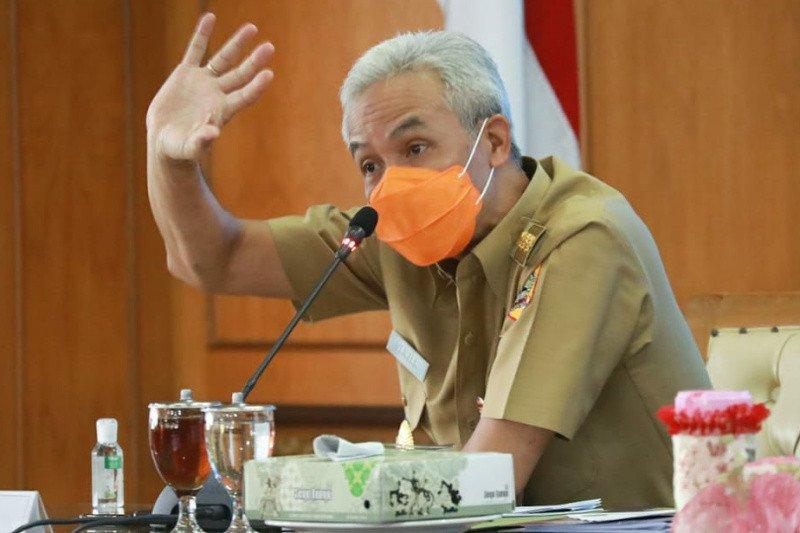 Buruh dukung Ganjar hadapi  gugatan Apindo Jateng