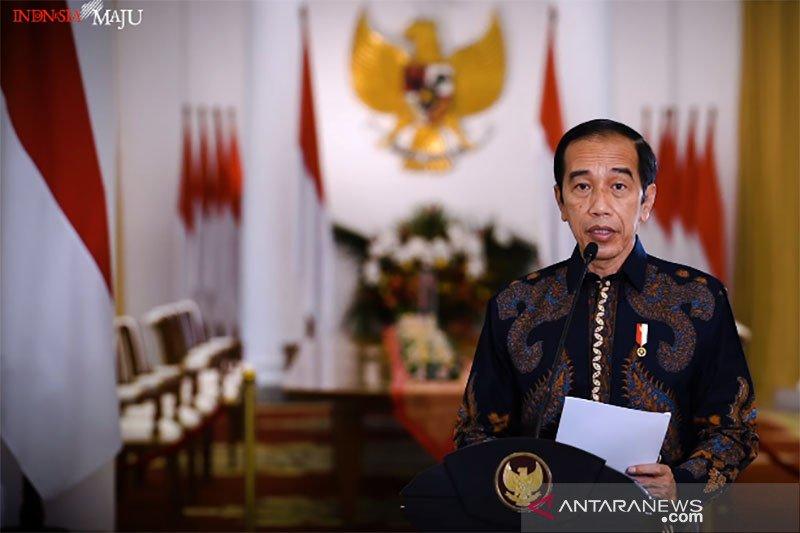 UU Cipta Kerja telah ditandatangani Presiden Joko Widodo