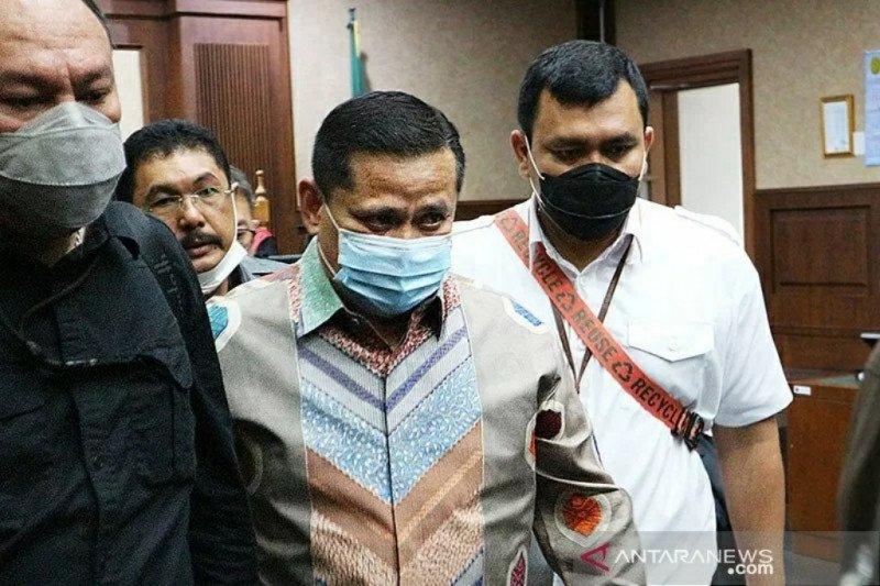 Dua pati Polri didakwa terima suap Rp8,3 miliar dari Djoko Tjandra