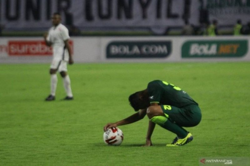 Persebaya Surabaya: Sudahi saja kompetisi Liga 1