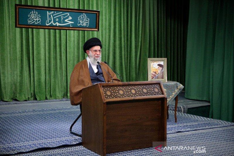 Pemimpin Iran nyatakan perang melawan rezim lalim Israel adalah kewajiban publik