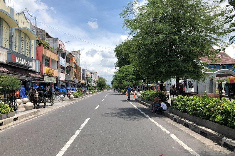Yogyakarta menyiapkan masukan atas uji coba pedestrian Malioboro