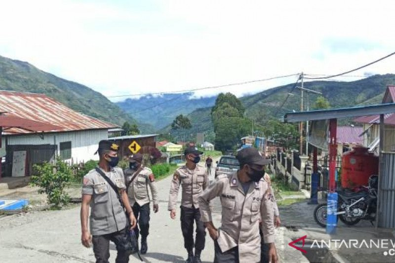 Polres Tolikara cegah kerusuhan usai pelantikan ketua DPRD