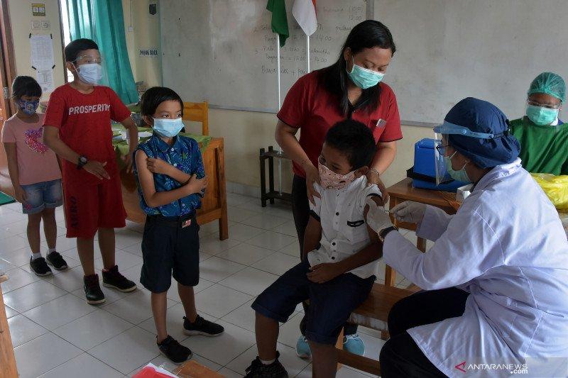 Masih diteliti, IDI belum pastikan vaksin Sinovac aman untuk anak-anak