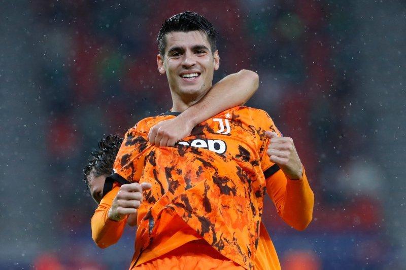 Tidak hormati wasit, Morata dilarang tampil di dua pertandingan