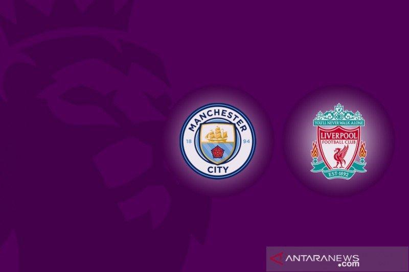 Thiago dan Sergio Aguero diragukan tampil saat Liverpool kontra Manchester City
