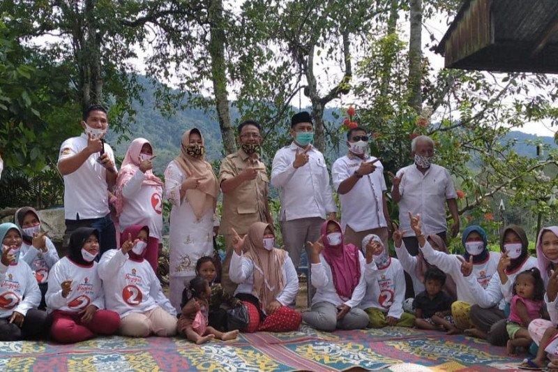 Gerindra Solok Selatan optimistis Nasrul Abit-Indra Catri raih 60 persen suara di Pilgub Sumbar