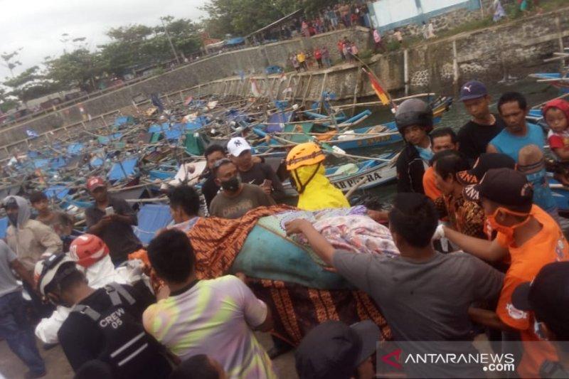 Tim SAR gabungan temukan jasad nelayan Cianjur yang sempat hilang